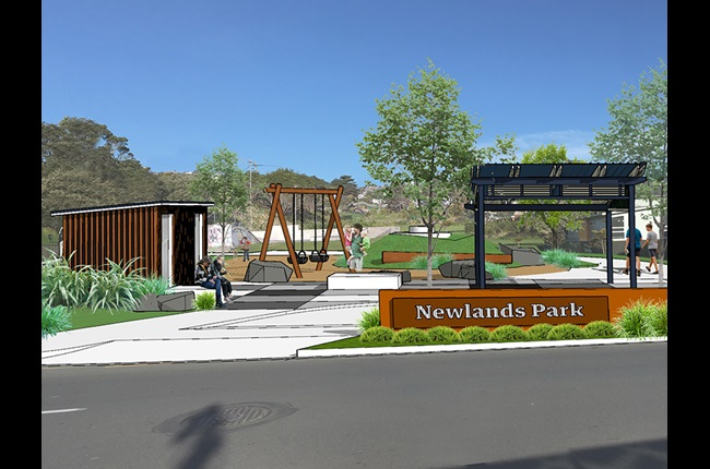 Newlands Park to be renamed Pukehuia Park