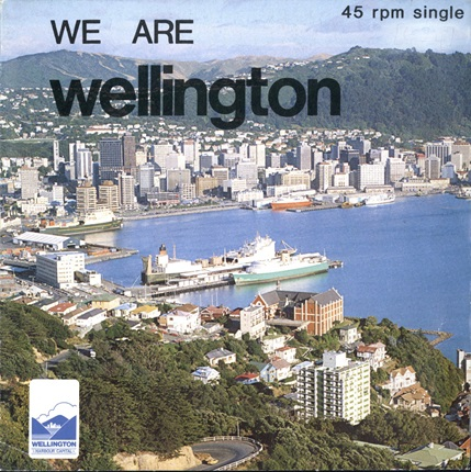 The cover of the We Are Wellington record.