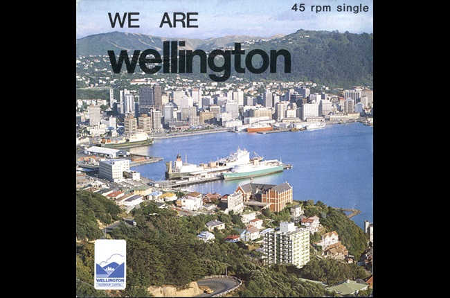 Wellington's hunt for a 'catchy wee ditty'