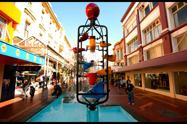 Friday Five: Fun facts about the Bucket Fountain