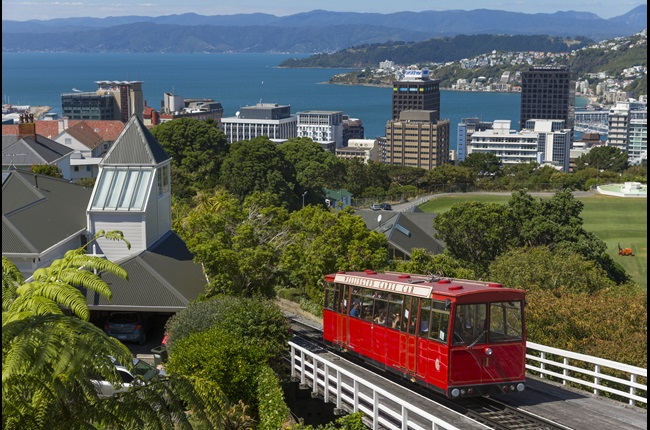 Friday Five: Fun facts about Welly's iconic Cable Car