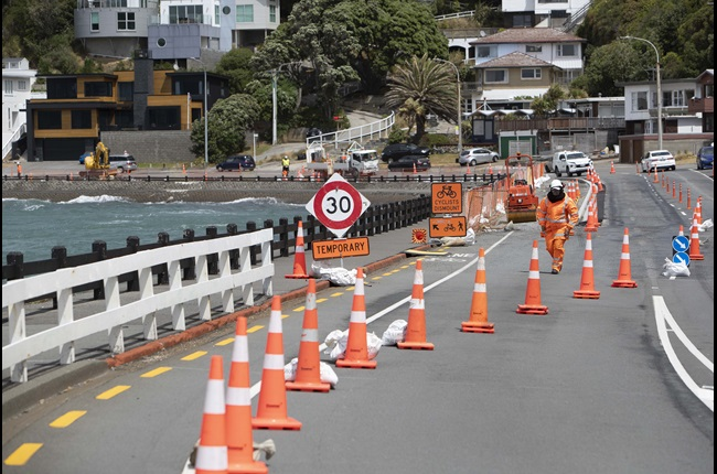 Slow down and take extra care in Kio Bay