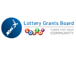 Lottery Grants Board logo.