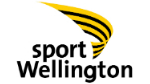 Sports Wellington logo.