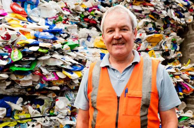 Wellington gets a pass mark in recycling survey