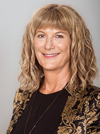 Portrait of Chief Executive Officer, Barbara McKerrow.
