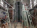 Week 13 (ending 1 July) – scaffolding in the main chapel