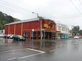 Island Bay cinema