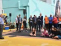 Speeches at the Tawa town centre upgrade opening.