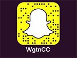 Snapchat 'ghost' icon - WgtnCC.