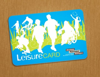 Leisure Card.