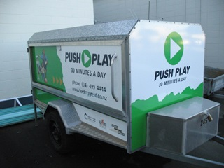 Push Play trailer.