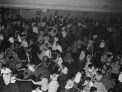 Rock and roll dancing at the Town Hall in 1957.